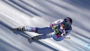 Lindsey Vonn in Cortina