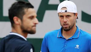 Mate Pavic und Oliver Marach in Paris