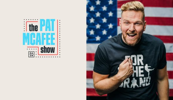 The Pat McAfee Show: 19. November am 19.11.