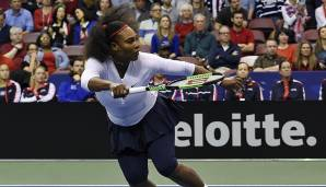 Kategorie Weltsportlerin des Jahres: Serena Williams (Tennis, USA).