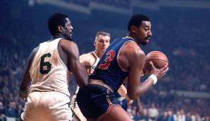 PLATZ 7: Wilt Chamberlain (1959-1973) - 31.419 Punkte in 1.045 Spielen - Philadelphia/San Francisco Warriors, Philadelphia 76ers, L.A. Lakers.