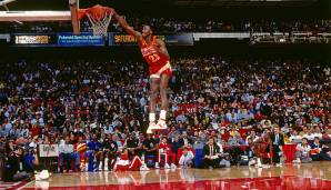 PLATZ 13: Dominique Wilkins (1982-1997) - 26.668 Punkte in 1.074 Spielen - Atlanta Hawks, L.A. Clippers, Boston Celtics, San Antonio Spurs, Orlando Magic.