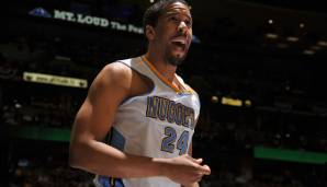 Platz 11: Andre Miller - 8524 Assists in 1304 Spielen - Nuggets, Cavaliers, 76ers, Trail Blazers, Clippers, Wizards, Kings, Timberwolves, Spurs