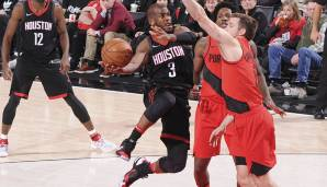 Platz 7: Chris Paul - 9436 Assists in 990 Spielen - Hornets, Clippers, Rockets, Thunder (Stand: 14.1.2020)