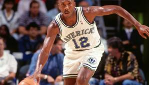 Platz 25: Derek Harper - 6577 Assists in 1199 Spielen - Mavericks, Knicks, Magic, Lakers