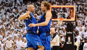 Platz 2: Jason Kidd - 12091 Assists in 1391 Spielen - Nets, Mavericks, Suns, Knicks