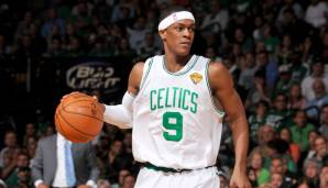 Platz 17: Rajon Rondo - 7122 Assists in 852 Spielen - Celtics, Mavericks, Kings, Bulls, Pelicans, Lakers (Stand: 14.1.2020)