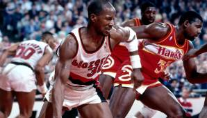 Platz 15: Terry Porter - 7160 Assists in 1274 Spielen - Trail Blazers, Timberwolves, Spurs, Heat