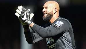 Platz 12: Tim Howard (Colorado Rapids): 2.276.300 Euro pro Jahr