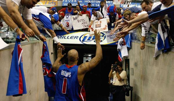 PLATZ 9: Chauncey Billups - 267 Dreier in 146 Spielen - Minnesota Timberwolves, Detroit Pistons, Denver Nuggets, New York Knicks, Los Angeles Clippers