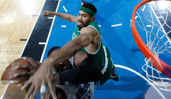 PLATZ 18: Rasheed Wallace - 190 Dreier in 177 Spielen - Portland Trail Blazers, Detroit Pistons, Boston Celtics
