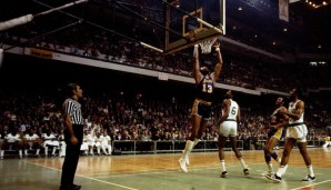 1972: Wilt Chamberlain - Los Angeles Lakers - 4-1 vs. Knicks