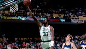 1981: Cedric Maxwell - Boston Celtics - 4-2 vs. Rockets