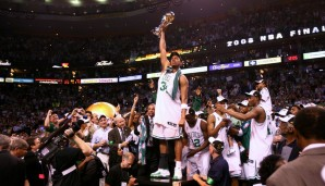 2008: Paul Pierce - Boston Celtics - 4-2 vs. Lakers