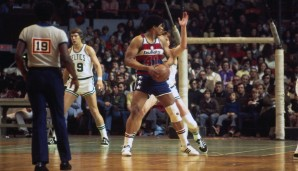 1978: Wes Unseld - Washington Bullets - 4-3 vs. Super Sonics