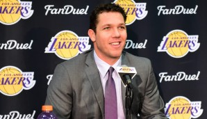 Head Coach: Luke Walton (seit April 2016)
