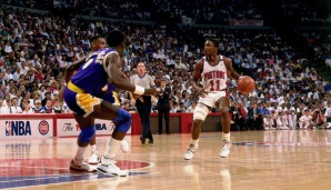All-Time Assists Leader: Isiah Thomas mit 9.061 Assists