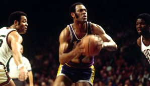 Elgin Baylor (Minneapolis/ Los Angeles Lakers 1958-1971): 14 Saisons. Erfolge: 11x All-Star (1959-1965, 1967-1970)