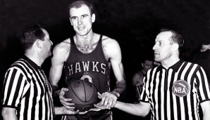 Bob Pettit (Milwaukee/St. Louis Hawks, 1954-1965): 11 Saisons. Erfolge: NBA-Champion (1958), 2x MVP (1956, 1959), 11x All-Star (1955-1965)