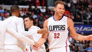 PF: Blake Griffin, Saison 2015/2016: 21,4 Punkte, 8,4 Rebounds, 4,9 Assists