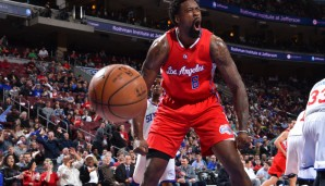 All-Time-Rebounding Leader: DeAndre Jordan (2008-heute): 5.703 Rebounds
