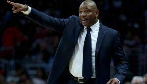 Head Coach: Doc Rivers (seit Juni 2013)
