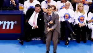 Head Coach: Billy Donovan (seit 2015)
