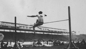 10. Raw Ewry (USA), 1900-1908: 8 Gold, 0 Silber, 0 Bronze in der Leichtathletik