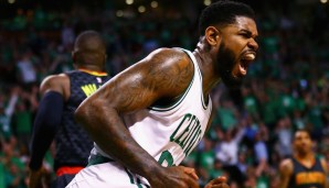 PF: Amir Johnson, Saison 2015/16: 7,3 Punkte, 6,4 Rebounds