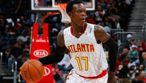 Starting Five: PG: Dennis Schröder, Saison 2015/16: 11,0 Punkte, 4,4 Assists