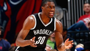 PF: Thaddeus Young, Saison 2015/16 in Brooklyn: 15,1 Punkte, 9 Rebounds, 1,5 Steals