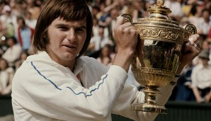 Platz 6 - Jimmy Connors (USA): 84 Wochen vom 30. August 1977 bis zum 8. April 1979