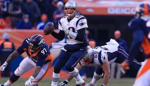 Quarterbacks, AFC: Tom Brady, New England Patriots
