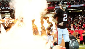 Quarterbacks, NFC: Matt Ryan, Atlanta Falcons