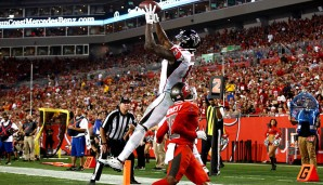 Wide Receiver, NFC: Julio Jones, Atlanta Falcons