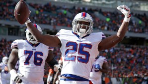 LeSean McCoy, Buffalo Bills