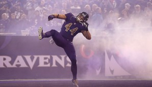 Fullback, AFC: Kyle Juszczyk, Baltimore Ravens