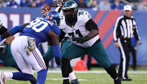 Jason Peters, Philadelphia Eagles