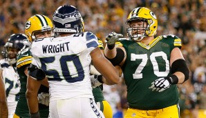 T.J. Lang, Green Bay Packers