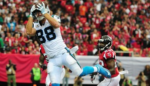 Tight Ends, NFC: Greg Olsen, Carolina Panthers