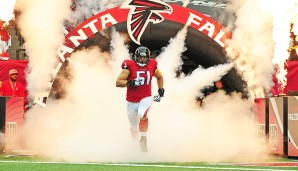 Alex Mack, Atlanta Falcons