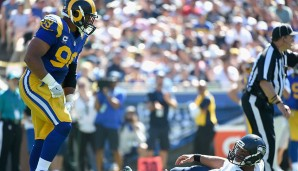 Interior Linemen, NFC: Aaron Donald, Los Angeles Rams
