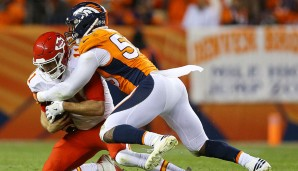 Outside Linebacker, AFC: Von Miller, Denver Broncos