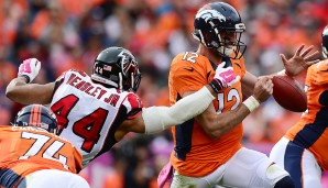 Outside Linebacker, NFC: Vic Beasley, Atlanta Falcons
