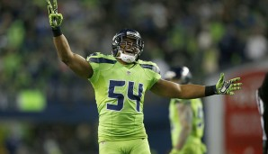 Inside Linebacker, NFC: Bobby Wagner, Seattle Seahawks