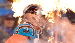 Luke Kuechly, Carolina Panthers