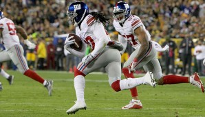 Cornerbacks, NFC: Janoris Jenkins, New York Giants
