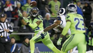 Richard Sherman, Seattle Seahawks