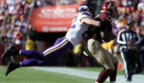Free Safetys, NFC: Harrison Smith, Minnesota Vikings