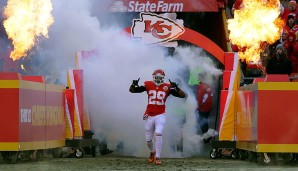 Strong Safety, AFC: Eric Berry, Kansas City Chiefs
